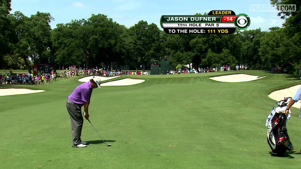Round 3 Recap 2012 Crowne Plaza Invitational At Colonial Youtube