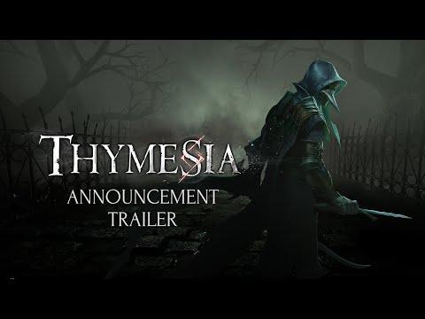 Thymesia - Partnership Announcement Trailer