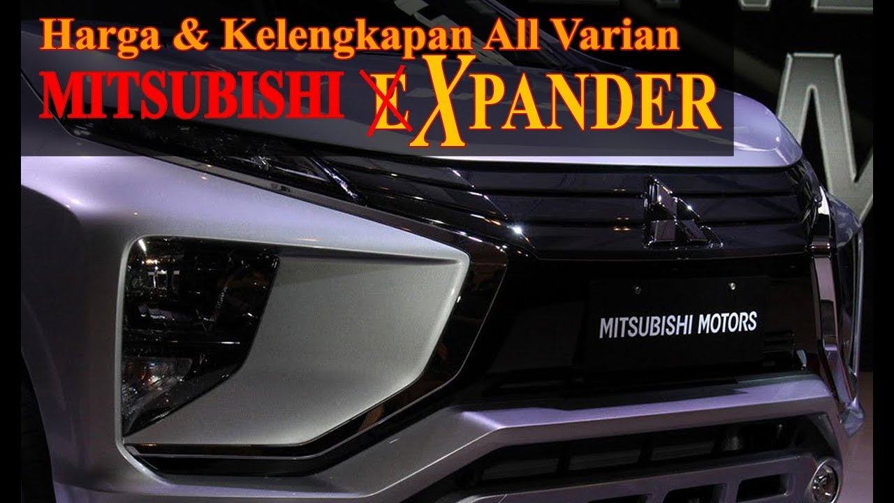 Mitsubishi Expander Terbaru