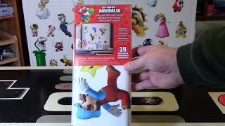 New Super Mario Bros. Wii Decals (Room Tour Prep!)