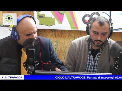 L'ALTRAVOCE - MAURO FASO - RADIO IN: Puntata di mercoledì 01/02/2017