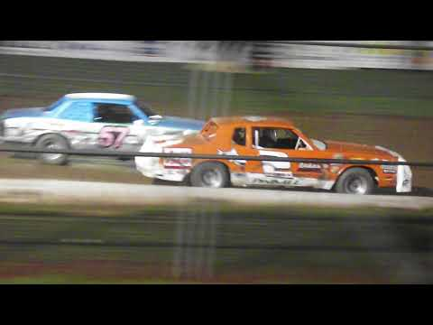Pure Stock Feature - ABC Raceway 8/25/18