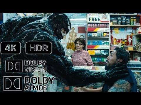 Venom Trailer #2 (2018) (4K 60FPS) (HDR) (Dolby Atmos)