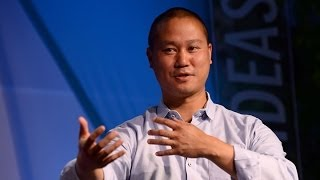 A City as Start-Up: Zappos and Downtown Project (Full Session)