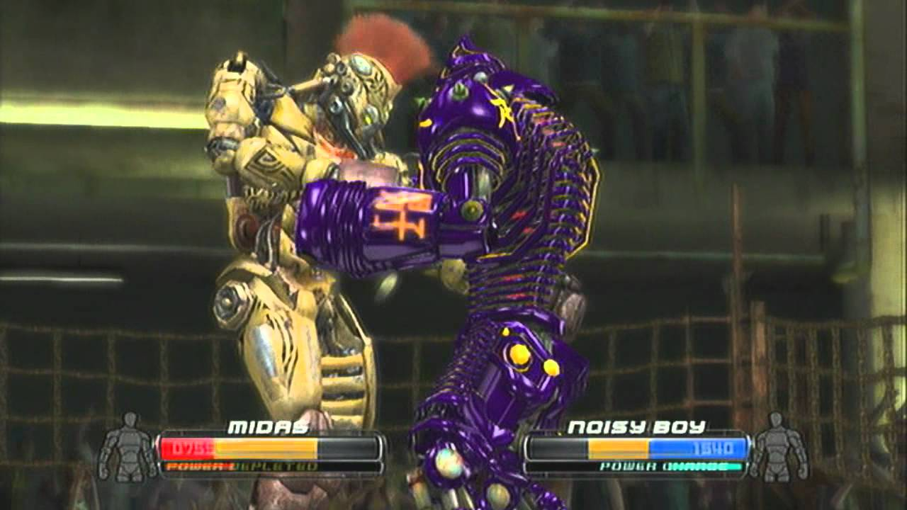 Image Result For Real Steel Champions