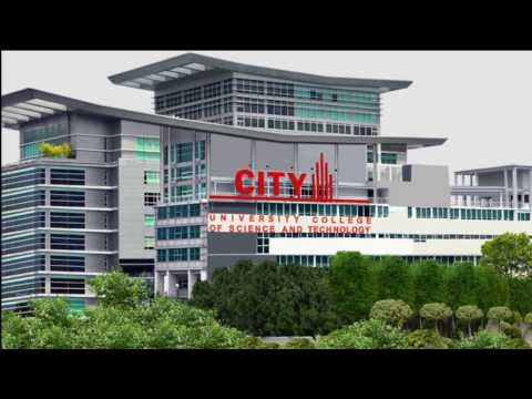 City University College of science and technology Video Promote