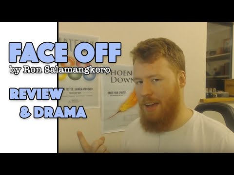 Face Off by Ron Salamangkero and Ellusionist - Review and Drama!!
