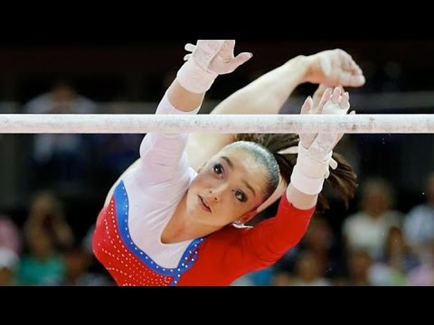 Aliya Mustafina - Fighter