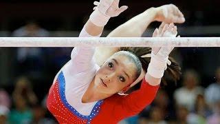 Aliya Mustafina - Fighter