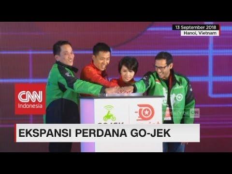 Ekspansi Perdana Go-Jek ke Vietnam Mp3