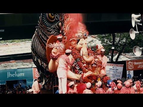 Ya Re Ya Sare Ya | Ganpati Visarjan 2016 | LIVE Visarjan | Lalbaugcha Raja | Shroff Society