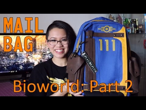 [ MAIL BAG ] Bioworld: ALL THE FALLOUT