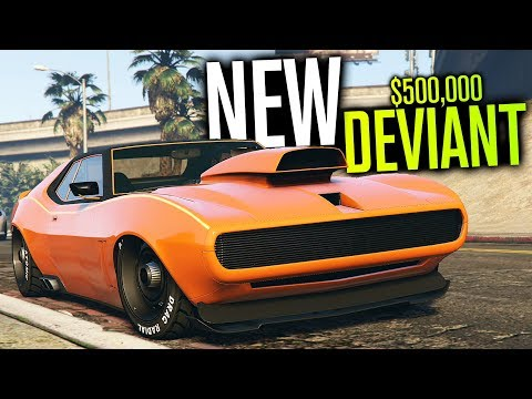 NEW Shyster Deviant CUSTOMIZATION! | GTA 5 (Arena War) thumbnail