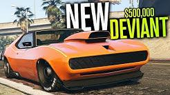 NEW Shyster Deviant CUSTOMIZATION! | GTA 5 (Arena War)