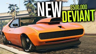 NEW Shyster Deviant CUSTOMIZATION! | GTA 5 (Arena War)