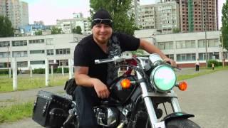 как заводить мотоцикл и трогаться с места (Часть 1)