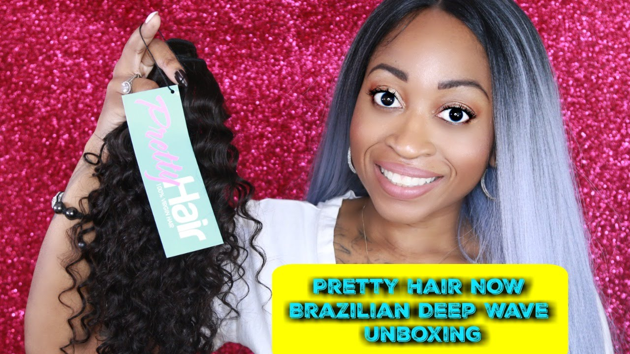 Unboxing brazilian deep wave hair review pretty hair now by maja unboxing brazilian deep wave hair review pretty hair now by maja sly pmusecretfo Image collections
