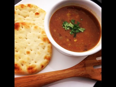 Mixed Lentils Beans Soup Recipe ( Hearty Healthy Winter Soup Recipe)
