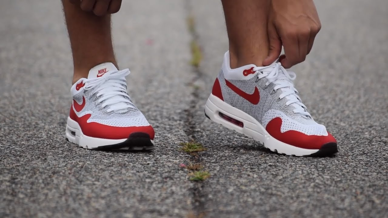 AIR MAX 1 ULTRA FLYKNIT REVIEW + ON FEET