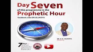 MFM Deliverance, Healing and Prophetic Prayers - Dr D. K. Olukoya