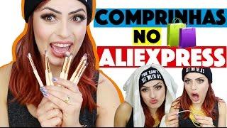 COMPRINHAS NO ALIEXPRESS #30 - MEU ÚLTIMO VÍDEO DO ALIEXPRESS ='( | KIM ROSACUCA