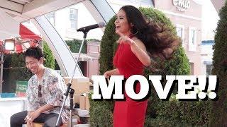 『Move』〜Dream Girls〜 by WAKASA feat.日山 たかし