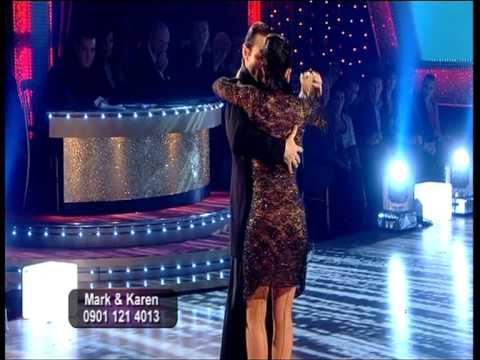 Karen Hardy and Mark Ramprakash Argentine Tango SCD Series 4 Semi Final