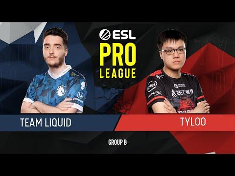 Team Liquid vs TYLOO vod