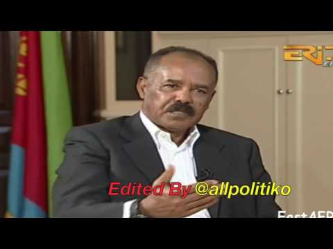 President Isaias: On Status of Military & Economy Effects of Eritrea