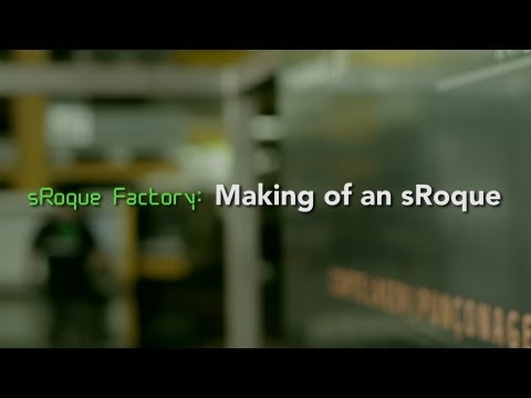 sRoque Factory Tour - Making of The Ultimate Automatic Screen Printing Press