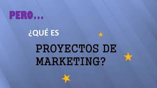 Materia: Proyectos de Marketing 2018_Universidad Torcuato Di Tella