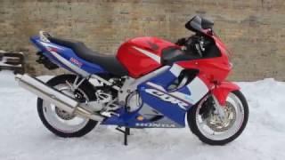 отзыв владельца о мотоцикле Honda Cbr 600f достоинства и недостатки