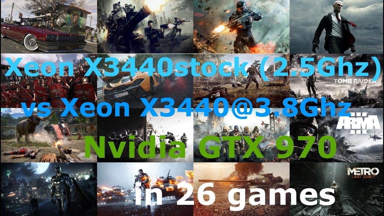 Обзор Intel Xeon x3440, x3450, x3460, x3470, x3480: характеристики