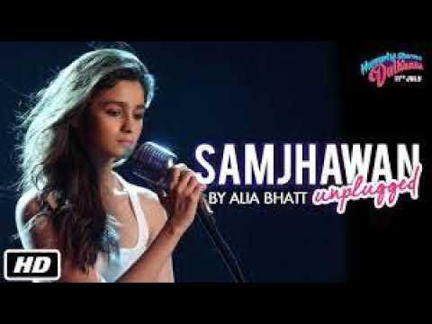 Samjhawan Unplugged Ringtone By Alia Bhatt | Samjhawan Female Ringtone