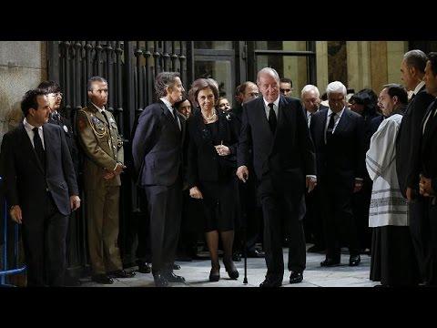 Former King of Spain, Juan Carlos faces paternity suit