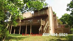 Golf Course Lake house home and land Danville, KY near Lexington Kentucky