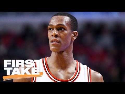 Can Rajon Rondo Bolster Legacy By Returning And Winning Series? | First Take | April 26, 2017