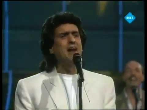 Eurovision 1990 WINNER Toto Cutugno