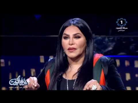 لقاء خاص مع النجمة احلام في برنامج ليالي الكويت 2017