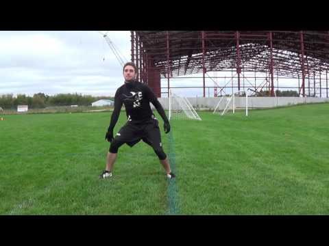 Throwing Form: Matt Bennett