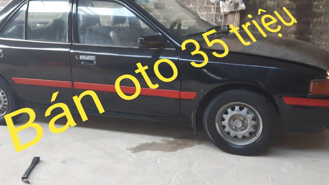 35 Triệu Ô Tô Mazda 323   Mua Bán Xe Cũ   Ô Tô Cũ   Ô Tô DUY ANH Mobile