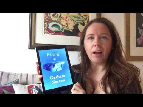Victoria's Book Review: Holding By Graham Norton