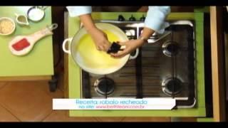Programa Feijão & Caviar - Robalo Recheado