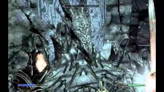 Elder Scrolls V Skyrim 041 - Лабиринтиан - деревянная маска