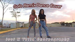JENNIE - SOLO (CBZNAR REMIX) DANCE COVER Yai Romero