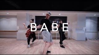 Babe (베베) - HYUNA (현아) | Jonah Aki Choreography