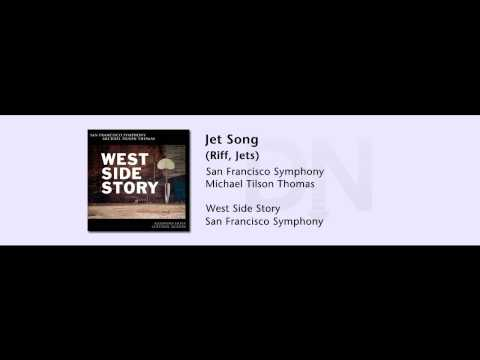 San Francisco Symphony - West Side Story - 02 - Jet Song (excerpt)