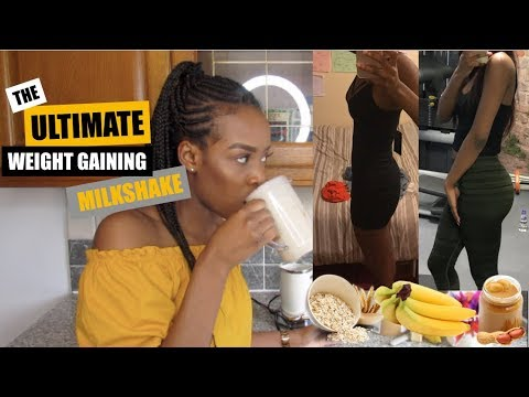 THIS MILKSHAKE WILL MAKE YOU GAIN WEIGHT FAST! | Ft Apetamin | Size 6 - Size 10