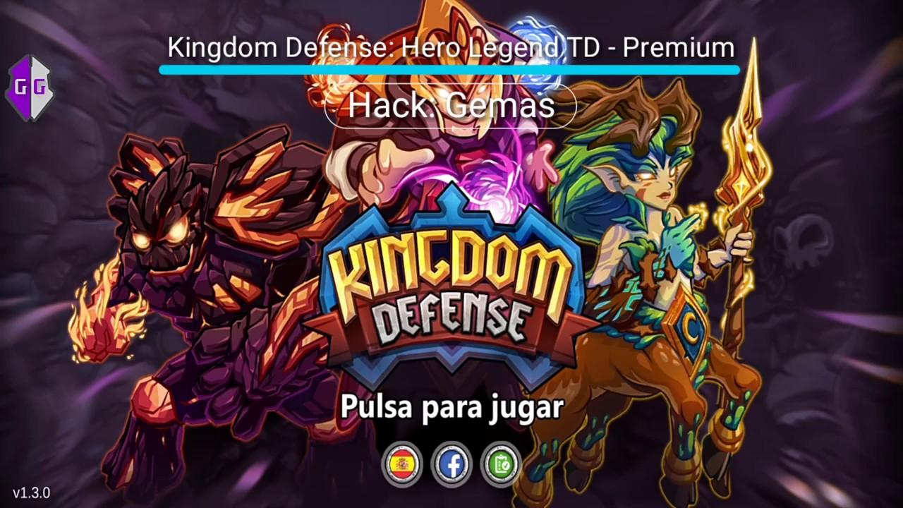 hack game kingdom defense 2