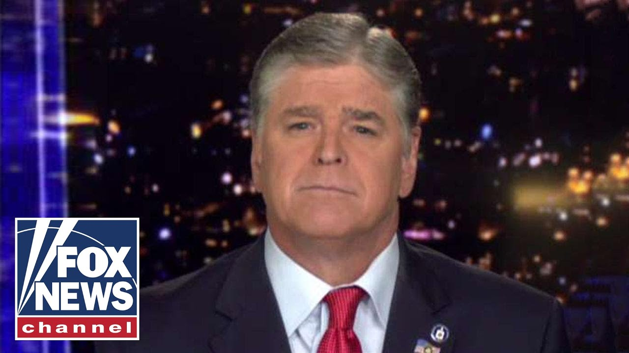 Hannity: 2020 Democrats calling for a hostile government take over